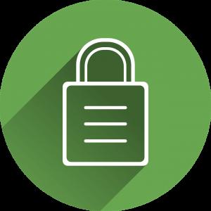 Security-Lock-green